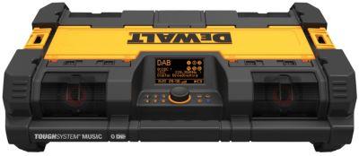 Dewalt radio 40W m/USB lader