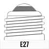 E27 fatning