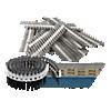 Søm & skruer til trykluft- & gasværktøj